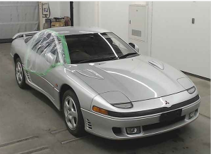 mitsubishi GTO z16a twin turbo for sale in japan