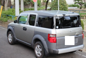 honda element yh2 4x4 for sale in japan
