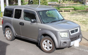 2003 honda element yh2 4x4 4wd for sale in japan