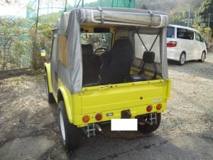 1981 suzuki jimny sj10 sale in japan-1