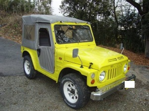 1981 suzuki jimny sj10 sale in japan