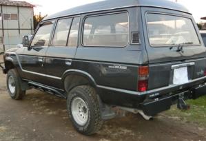 hj60 4.0 diesel kazuo kuroyanagi