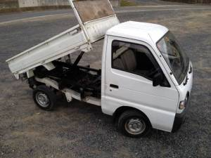 1991 suzuki carry dump truck for sale japan