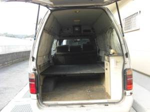 2001 toyota hiace campervan for sale japan kzh132v-2