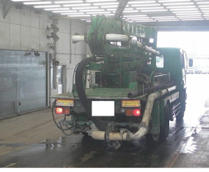 used concrete pump truck for sale in japan