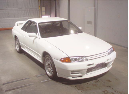 1991 feb nissan skyline bnr32 r32 gtr for sale japan 2.6 rb26dett for sale japan 67k