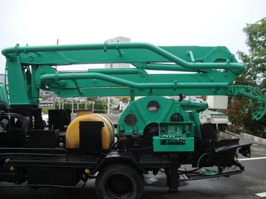 Used Concrete Pumps Truck Sale In Japan Import