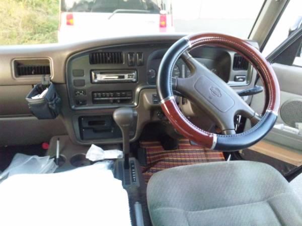 Nissan Caravan 4wd Van For Sale Import Japan Diesel Jpn Car