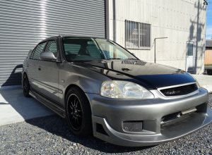 1999 honda civic ek3 Vi vtec for sale in japan