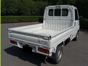 2001 honda acty mini truck used HA7 660cc 5MT 4x4 4wd for sale in japan