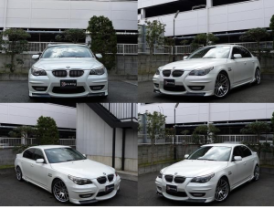 2006 bmw 540i for sale in japan
