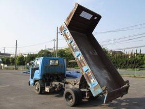 1992 isuzu elf 2 ton tipper dump truck nkr66 nkr66ed for sale in japan 4330cc diesel 217k-1