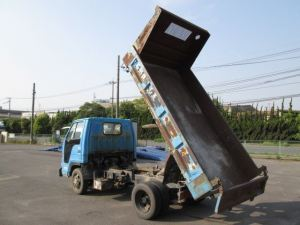 1992 isuzu elf 2 ton tipper dump truck nkr66 nkr66ed for sale in japan 4330cc diesel 217k-1