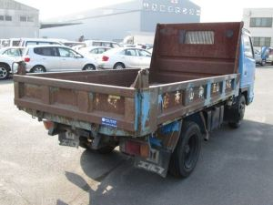 1992 isuzu elf 2 ton tipper dump truck nkr66 nkr66ed for sale in japan 4330cc diesel 217k-2