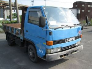 1992 isuzu elf 2 ton tipper dump truck nkr66 nkr66ed for sale in japan 4330cc diesel 217k