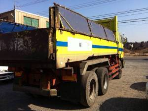 1993 isuzu dump truck tipper cxz72jd 1000k sale japan-2