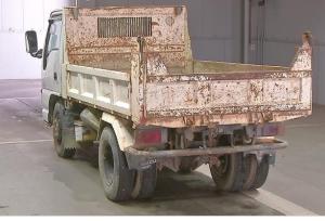 2002 isuzu elf nkr66 ed nkr66ed tipper dump truck 4.3 diesel for sale in japan