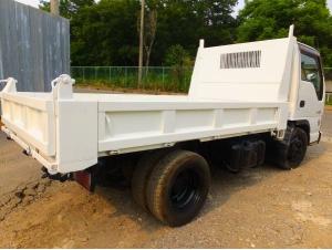 2003 isuzy elf nkr 81 nkr81ed tipper dump truck for sale in japan 184k-1