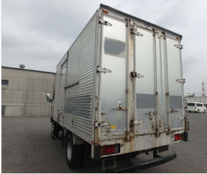 Elf nps 72 4x4 truck for sale