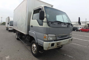 2004 isuzu elf 4wd 4x4 pantec truck for sale in japan