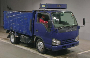 2007 isuzu elf nkr81ad 4800 diesel tipper dump truck for sale in japan
