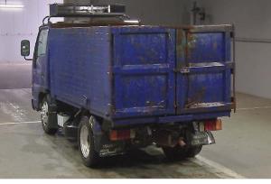 2007 isuzu elf nkr81ad 4800 diesel tipper dump truck for sale in japan