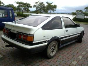 1984 SE86 130k