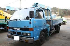 1989 isuzu NKR58 160k 4BE1