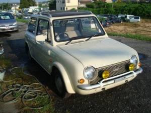 1990 Nissan pao 110k