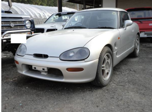 1991 suzuki cappuccino ea11r for sale japan  660cc kei car 97k