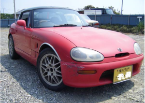 1993 suzuki cappuccino ea11r turbo for sale japan 143k