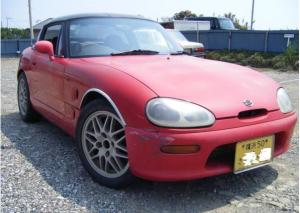1993 suzuki cappuccino ea11r turbo for sale japan 143k