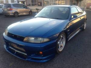 1994 nissan skyline ecr33 type m gts25t turbo for sale japan 140k-1