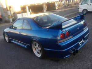 1994 nissan skyline ecr33 type m gts25t turbo for sale japan 140k-2