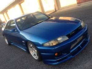 1994 nissan skyline ecr33 type m gts25t turbo for sale japan 140k