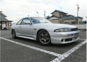1995 nissan skyline ecr33 gts25t turbo sale japan 166k