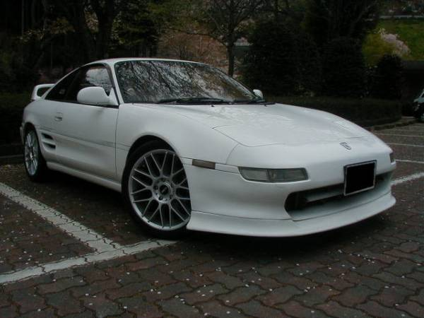 1995 Toyota Mr2 Sw20 Turbo For Sale Japan Import 1996 Gt
