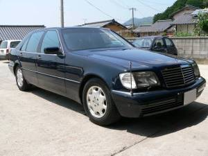 1996 S600L 120k