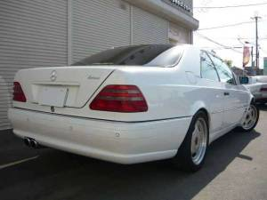 1997 CL600 90k-1