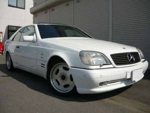 1997 CL600 90k
