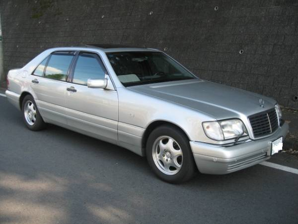 1996 s600l mercedes benz sale japan import jeddah quwait for Mercedes benz s600l