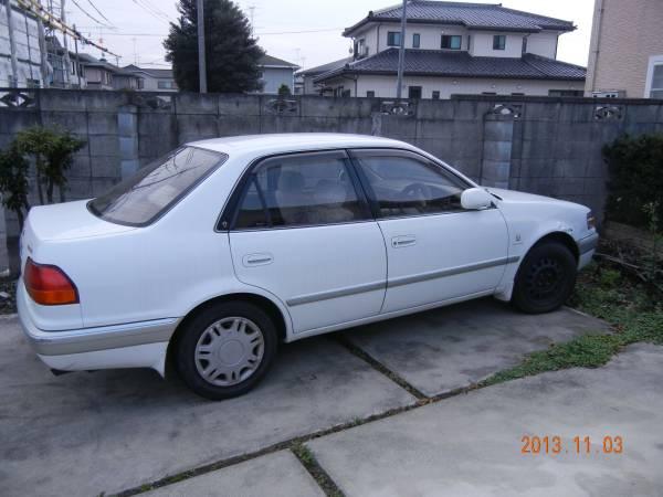 toyota corolla Se Ltd AE110 sale japan import CIF mombasa   JPN CAR
