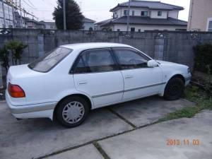 1997 toyota corolla ae110 se saloon G sale japan-1