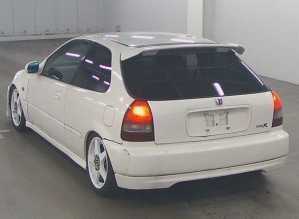 1998 honda civic ek9 1.6 vtec type R for sale in japan