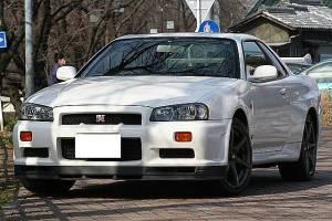 1999 BNR34 GTR 100k