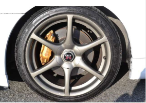 GTR needs brembo to be stopped