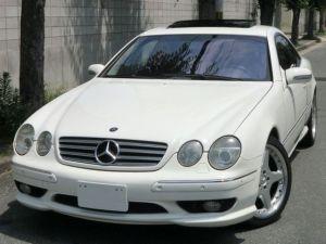 2002 mercedes bnez cl600 for sale in japan 75k used