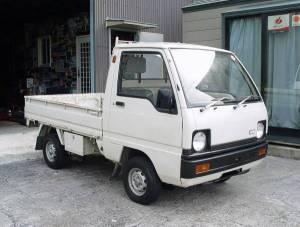 1988 mini cab 56k