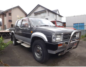 1989 nissan datsun pickup truck bmd21 2.7 diesel for sale japan