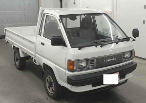 1989 toyota townace trucks model CM65 4wd for sale in japan